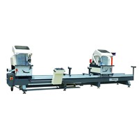 Double-head Precision Cutting saw