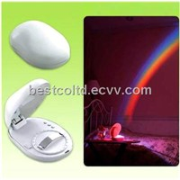 Energy Saving LED Night Light Decorative Rainbow Projector / Residential Lighting