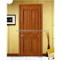 Euro sytle composite Wooden  door(WNT-SD043)