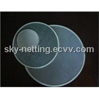 Filter Disc Netting SS 316l
