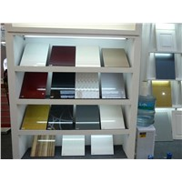 High Gloss PETG Film Laminated MDF Panel for Home Furnitures
