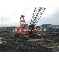 Used Hitachi KH125 Crawler Crane