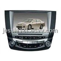 Honda accord 7 Car DVD GPS Player with GPS Bluetooth TV Steering wheel control