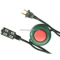 Hospital plug,  Christmas tree extensionc ord, Footswitch cord,Remote control cord