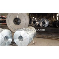 Hot dipped galvanized steel strip for Cable