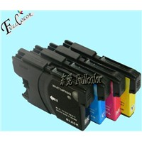 LC980 compatible ink cartridge for Brother inkjet printer