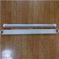 LED iron fluorescent lamp light fixture,T8 support