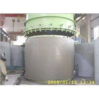 Large Diameter Cement Tube Making Machine--- Vertical Vibration Casting Pipe Machine