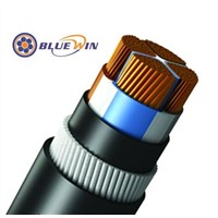 Lower voltage power cable