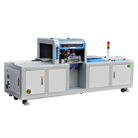 MD-1500A 600W Automatic led double head pick and place machine