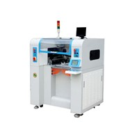 MD-24FA 800W double mounting head automatic SMT LED pick place machine