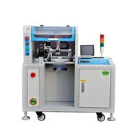MD-600A 800W double head LED pick and place machine,SMT mounter