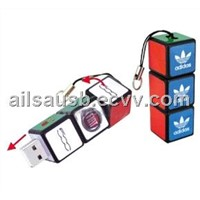 Magic cube USB flash drive