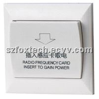 Mifare Energy Saving Switch,Hotel RF Card Switch and Provide OEM Service