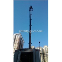 Mobile Telecommunication Antenna Pneumatic Masts