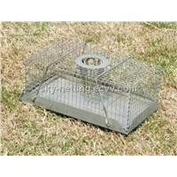Mouse Trap Cage Electroplating Color Zinc Iron (SGS certification)