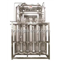 Multi Column Distill Water Plant