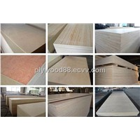 Okoume/Bintangor/Keruing/pencil ceder veneer faced commercial plywood,furniture grade plywood