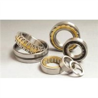 One Row Cylindrical Roller Bearing brass cage