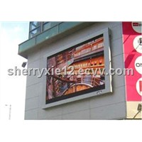PH16 Outdoor Advertising led screen/commercial led screen