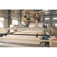 PP, PE Synthetic Paper (Stone Paper) Extrusion Line