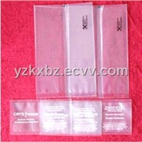 Plastic Hair Extension Packaging Bag