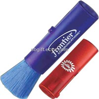 Plastic Promotional Computer Brush With Soft Bristles