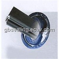 Plastic Door Seal Strip/ Weather Bar