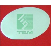 Polished AlN ceramic wafer used for LED