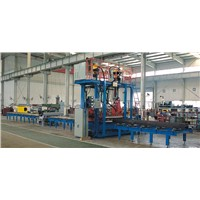 Pull through Beam Welding Line