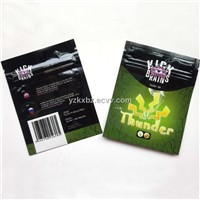 Resealable Herbal Incense Foil Packet