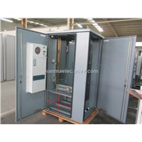 SPX3-KI02 IP55 Outdoor telecom cabinet with cooling system of air conidtioner