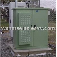 SPX3-KII02 IP55 telecom outdoor cabinet with cooling system