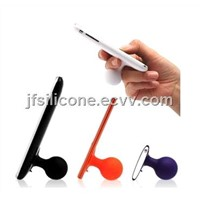 Silicone rubber stand for Cellphone-Istand, phone holder