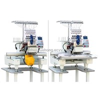 Single Head Embroidery Machine