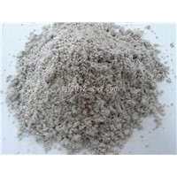 Slag wool granules, slag wool nodules, raw material for gaskets,Slag wool granules for brake pad