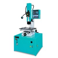 Small hole CNC drilling machine type CJ102D
