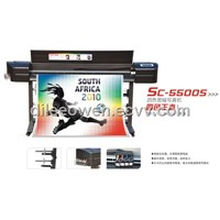 Solvent Printer Outdoor