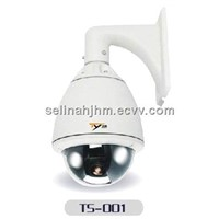 Speed dome cctv camera