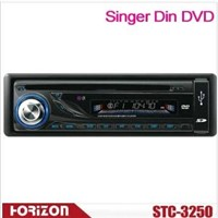 Stc-3250 Single DIN Car DVD Player Support CD, USB, SD MMC Card