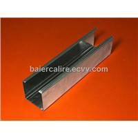 Steel channels for partition system----to Namibia