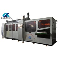 Tilt-Mold Thermoforming Machine for Cup , Lid, Container and Dish (LX700)