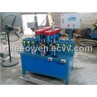 Two Heads Aluminum Flat Profile Carving Machine