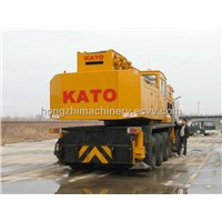 Used Wheel  KATO Crane (NK -1200)