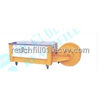 Wq-Bf210 the Low-Profile Type Semi-Auto Packing Machine
