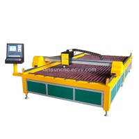 ZLQ-17A Automatic Flat Sheet Plate CNC Plasma Flame Cutting Machine