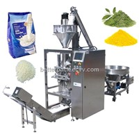 automatic milk powder forming filling sealing packaging machine