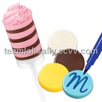 plastic food cupcake container wholesale
