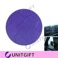 Cool Classic Magic Sticky Fastening Car Anti Slip Mat Black for Cell Phone