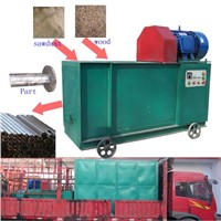 coal and charcoal extruder machine